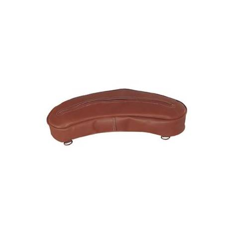 Weaver Chap Leather Cantle Bag