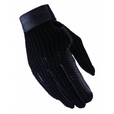 TuffRider Crochet Back Riding Glove