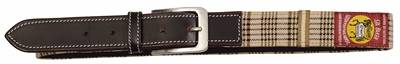 Baker Ladies Classic Plaid Belt