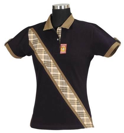 Tuffrider Baker Classic Polo Shirt - Kids