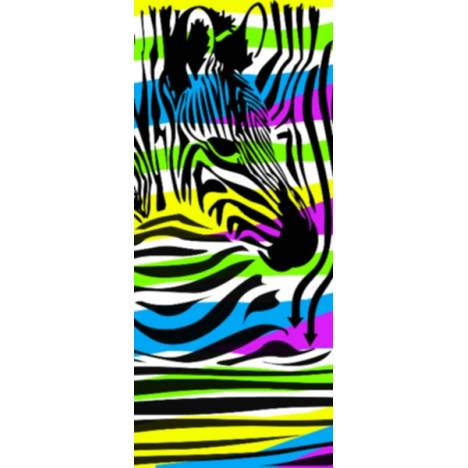 InkStables Tall Boot Socks - Ladies, Zebra