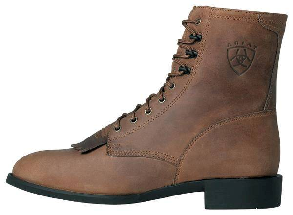 Ariat Mens Western Heritage Lacer Boot