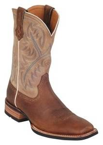 Ariat Mens Quickdraw Cowboy Boots