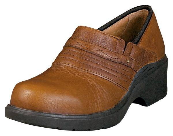 Ariat Ladies Steel Toe Safety Clog