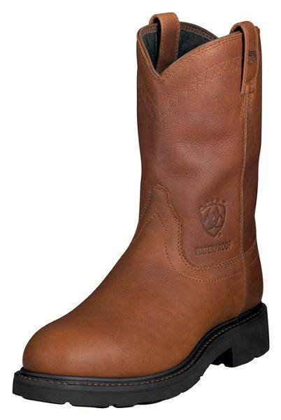Ariat Mens Steel Toe Sierra Boots