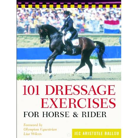 101 Dressage Exercises Book
