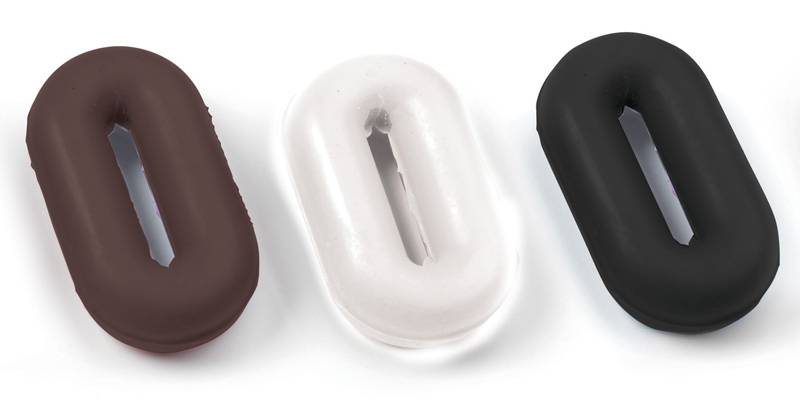 Equi-Essentials Rubber Martinagale Ring
