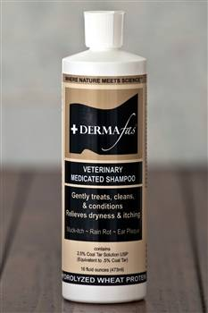 Dermafas Medicated Shampoo