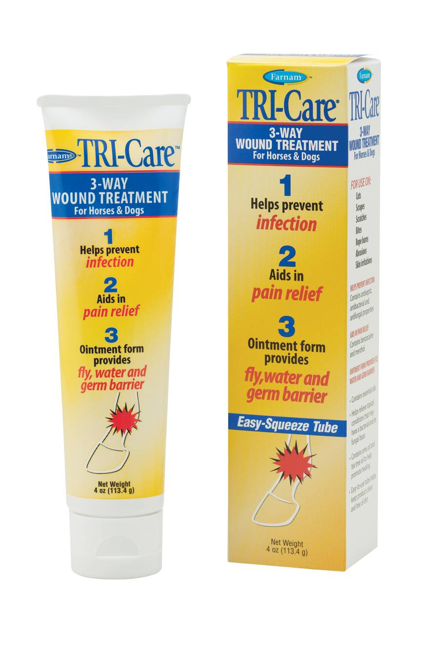 Farnam TriCare 3 Way Wound Treatment