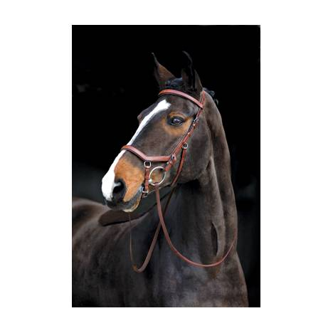 Rambo Micklem Comp Bridle w/Reins