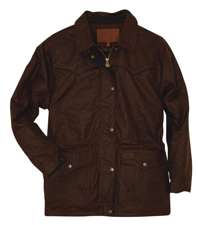 Outback Trading Round Up Jacket- Ladies