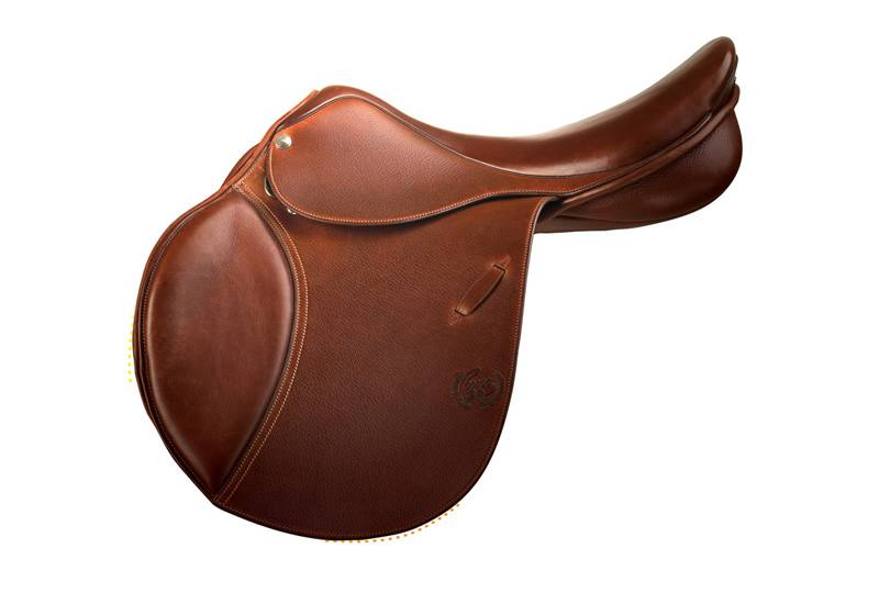 Pessoa A/O with AMS/XCH Grained Saddle
