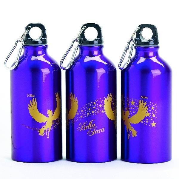 Bella Sara Aluminum Sports Water Bottle