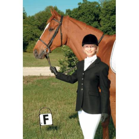 Devonaire Ladies Nouvelle Stretch Dressage Show Coat
