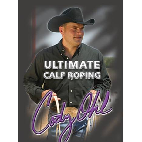 EquiMedia Cody Ohl: Ultimate Calf Roping DVD