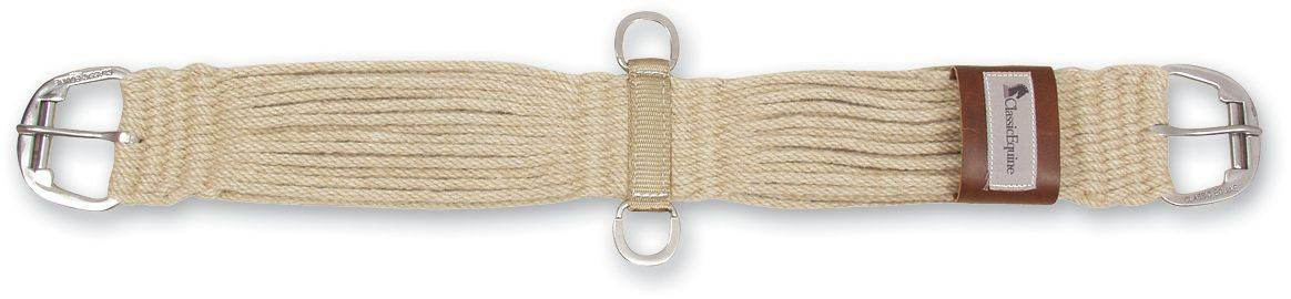 Classic Equine 100 Mohair Straight Cinch