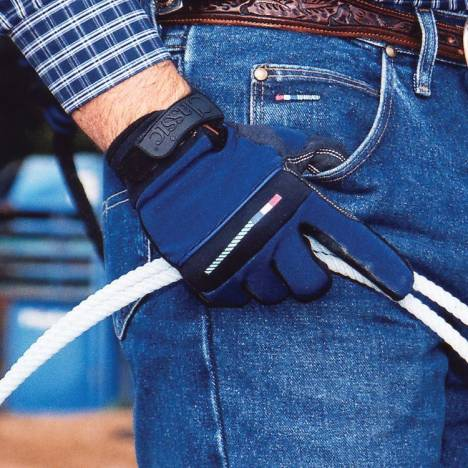 Classic Equine Synthetic Right Handed Roping Glove