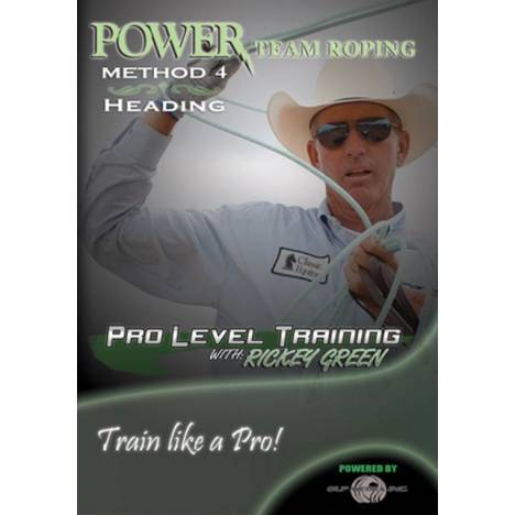 EquiMedia Rickey Green- Method 4-Pro Level Training-DVD