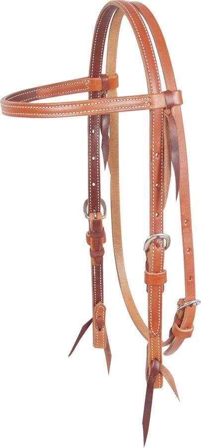 Martin Saddlery Lined Headstall