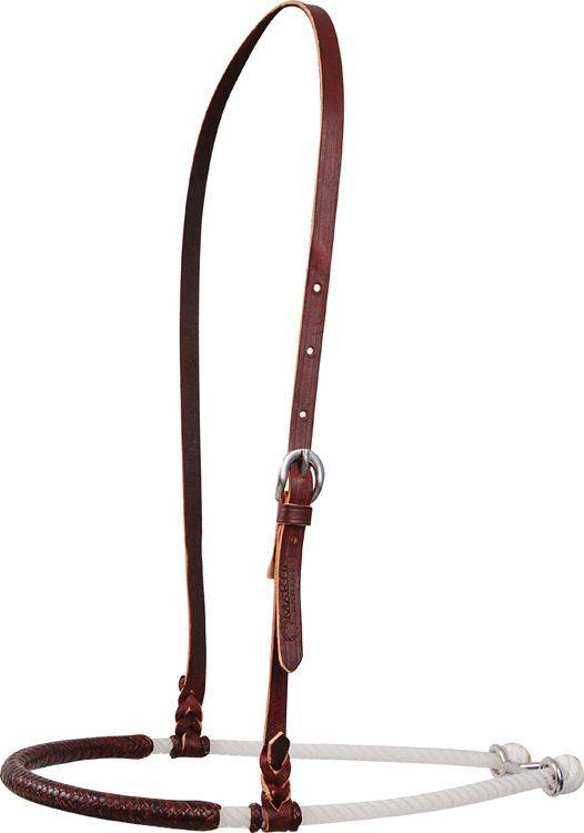 Martin Saddlery Single Rope Braided Noseband