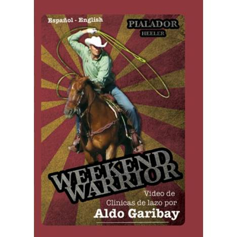 Aldo Garibay: Weekend Warrior Heeling DVD