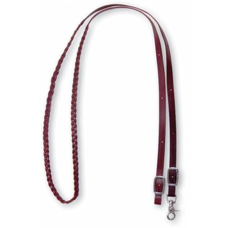 Martin Saddlery 3 Plait Roping Reins
