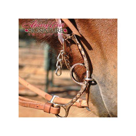 Classic Equine Cervi Chain Diamond Long Shank
