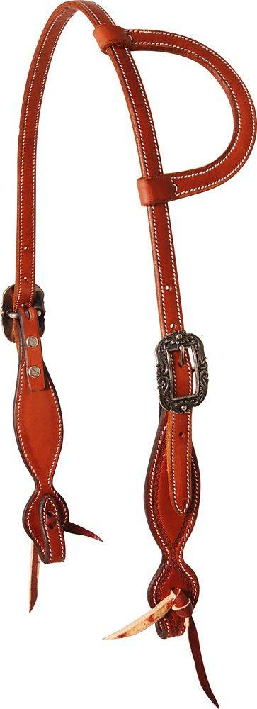 Martin Slip Ear Headstall - Rockin Out Floral Buckles