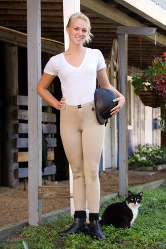 Devon Aire Ladies All Pro Max Pull-On Breech