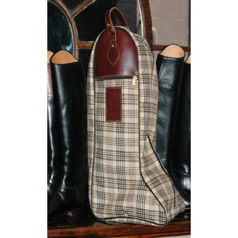 Baker Riding Boot Bag