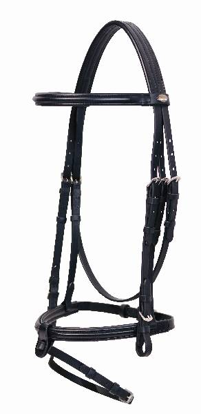 Tekna Dressage Bridle with Removable Flash