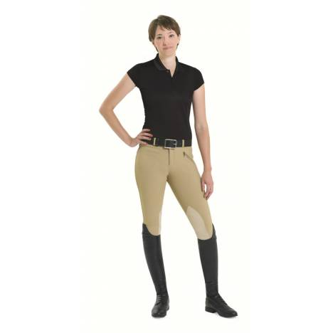 EquiTuff Ladies KneePatch Breeches