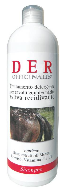 Officinalis DER Shampoo 500ml