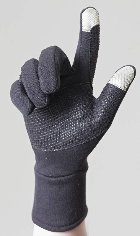 Ovation Ladies Winter Fleece Riding Gloves