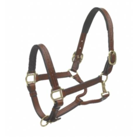 Ovation Triple Stitch Padded Halter