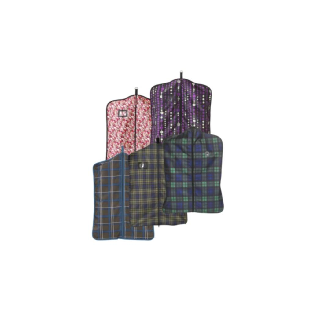 Centaur Plaid Garment Bag