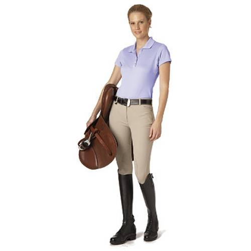 Ovation Ladies Ultra EuroSeat Knee Patch Breeches