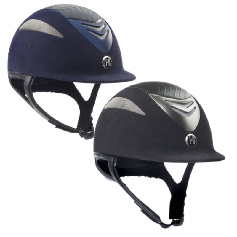One K Defender Pro Suede/Leather Helmet