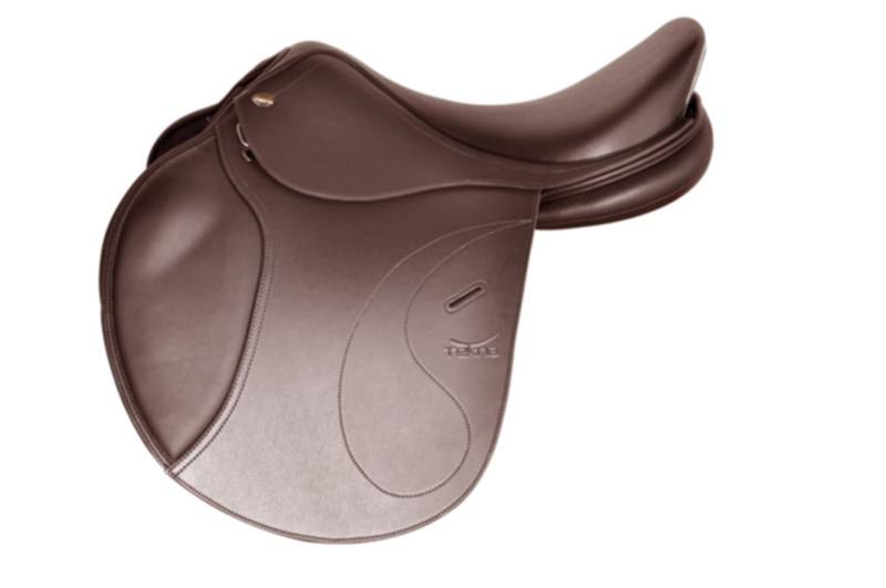 Tekna S Line Smooth Jumping Saddle