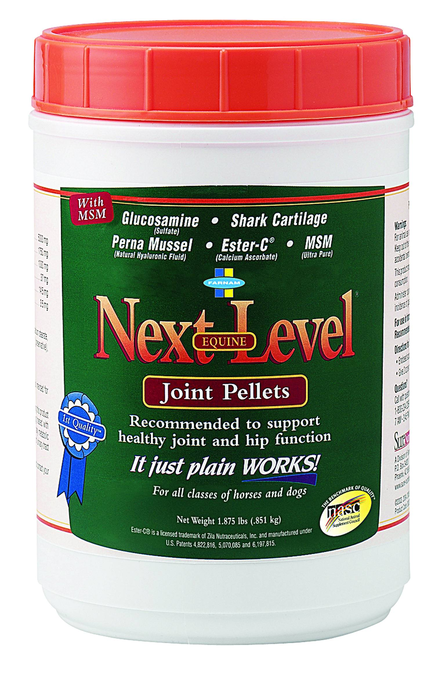 Farnam Next Level Joint Pellets