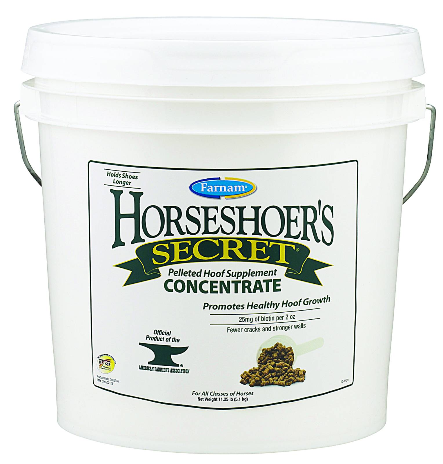 Farnam Horseshoers Secret Concentrate