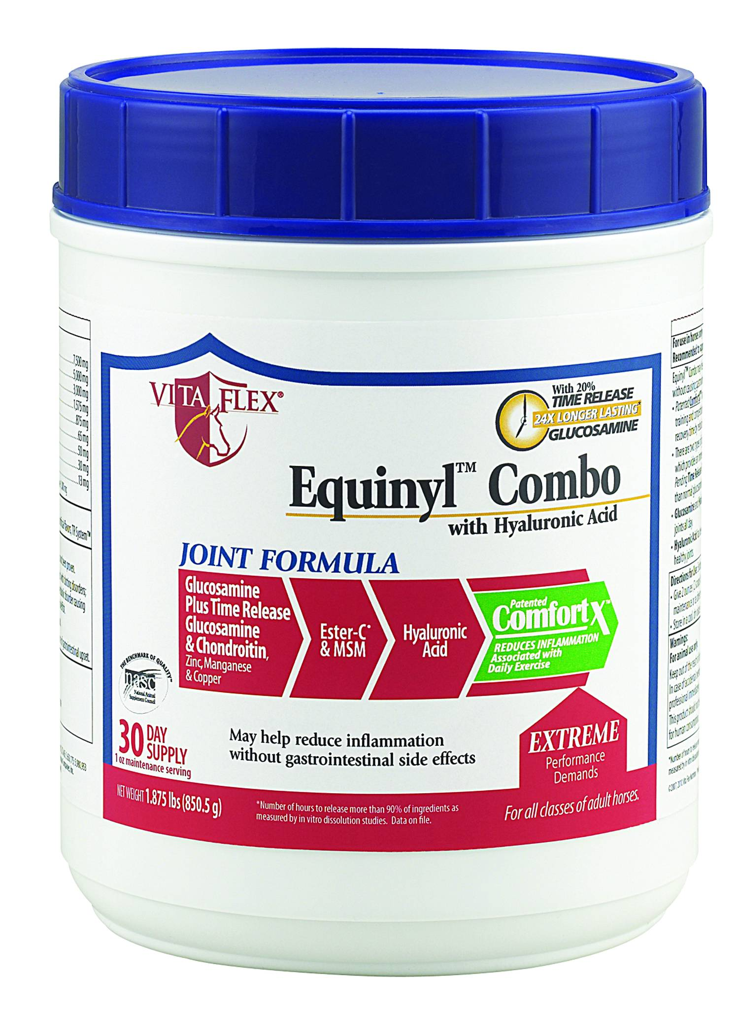 Vita Flex by Farnam Equinyl Combo with Hyaluronic Acid