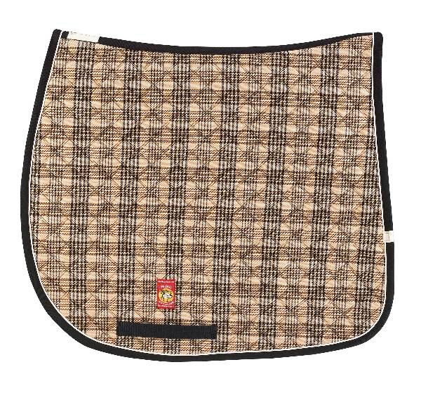 Lettia Baker Dressage Saddle Pad
