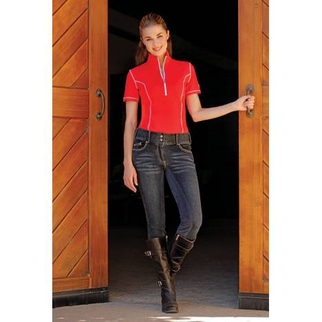 Goode Rider Ladies Jean Full Seat Breeches