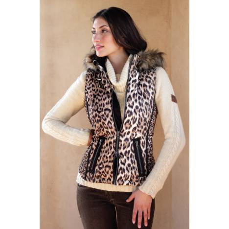 Goode Rider Ladies Essential Down Vest