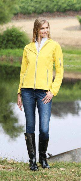 Goode Rider Puddle Jumper Jacket - Ladies