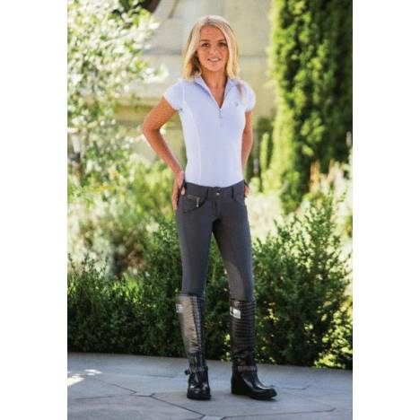 Goode Rider Pro Breeches - Girls
