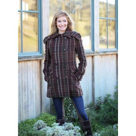 Goode Rider Hunt Peacoat - Ladies