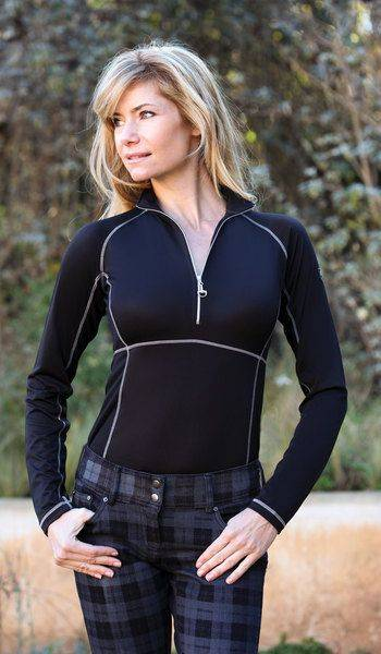 Goode Rider Ideal Sport Shirt - Ladies, Long Sleeve