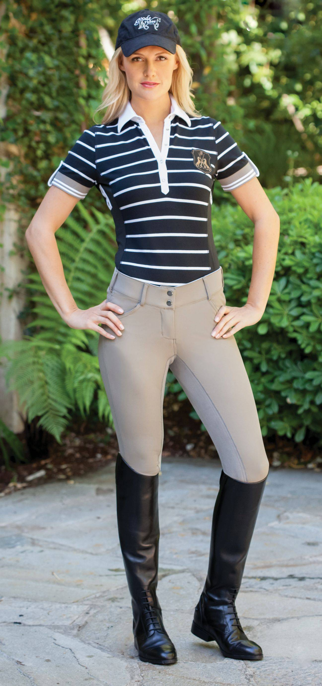 Goode Rider Perfect Fit Breeches - Ladies, Full Seat
